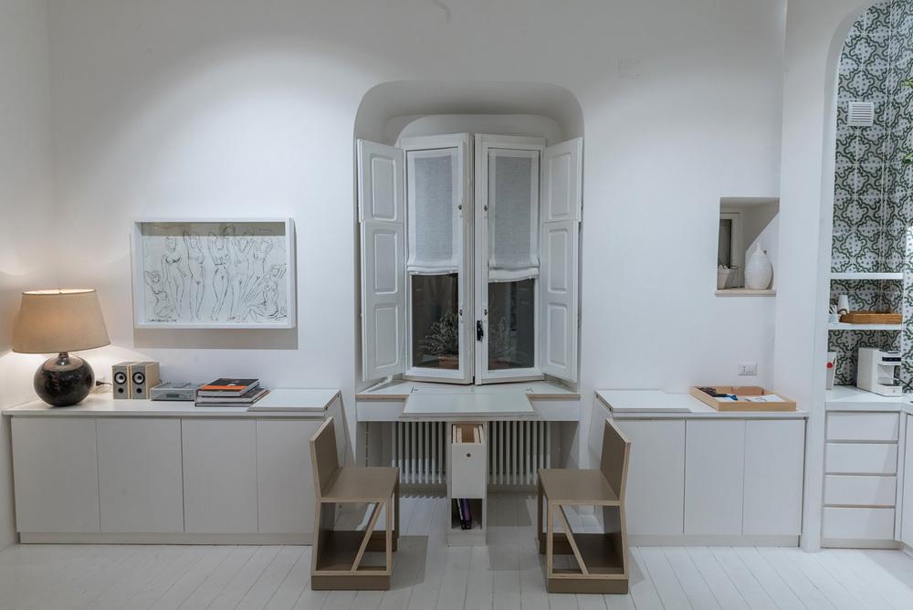 Studio ricciardi architetti u2014 резиденция в старинной тюрьме в