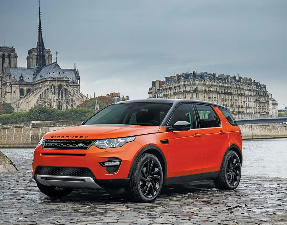 discovery sport 2