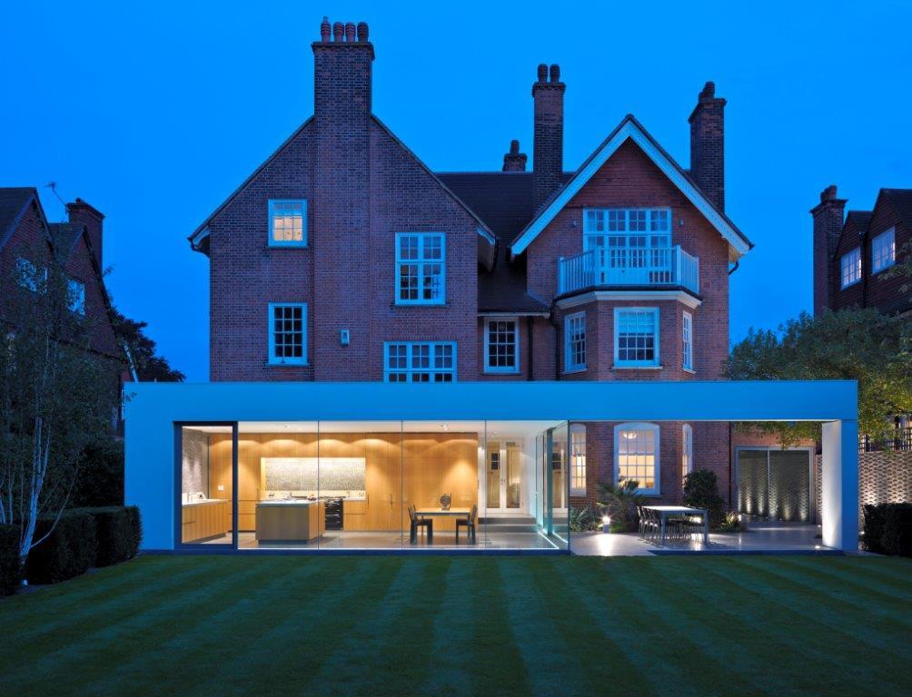 Частные дома в великобритании фото