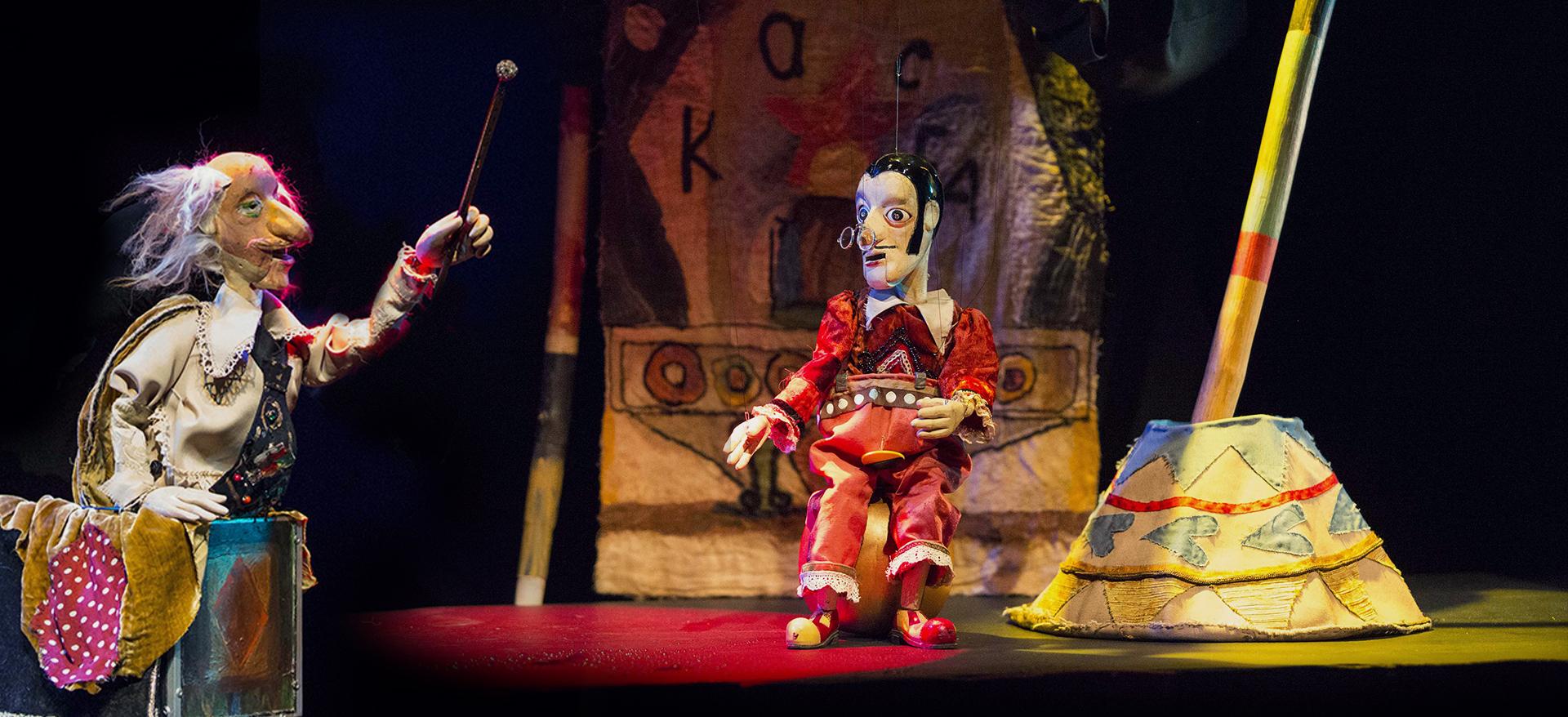 Театр Габриадзе снова в Москве | | Журнал Дом и Интерьер