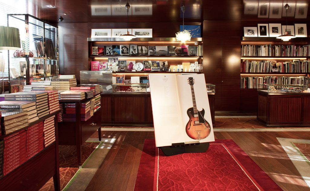 le royal monceau raffles paris art bookstore 1