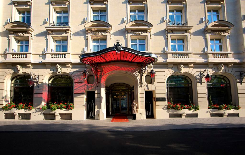 le royal monceau raffles paris fa ade 6