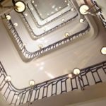 le royal monceau raffles paris staircase 1